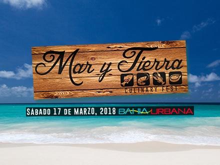 Mar y Tierra Culinary Fest - Bahía Urbana, San Juan
