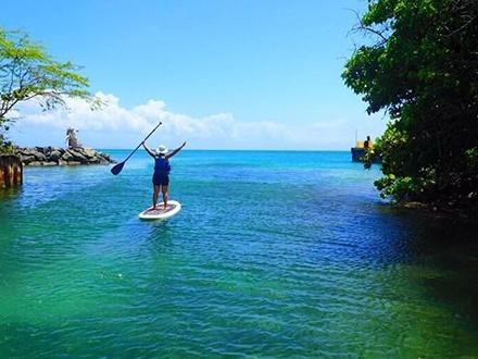 Bright Paddle - Culebra