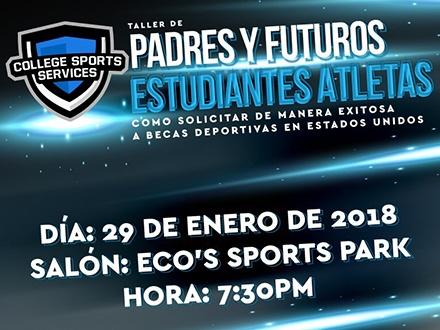 Puerto Rico College Sports Services - Eco's Sports Park, San Juan