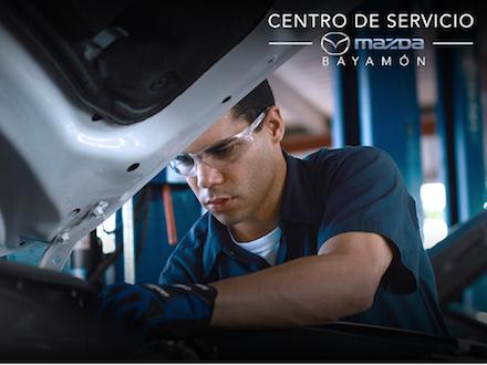 Bella Group, Centro de Servicio Mazda - Bayamón