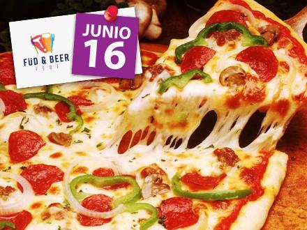 FÜD & Beer Fest (5ta Edición del Pizza & Beer Fest) - Bahía Urbana, San Juan