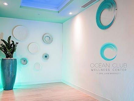 Ocean Club Wellness Center @ San Juan Marriott Resort