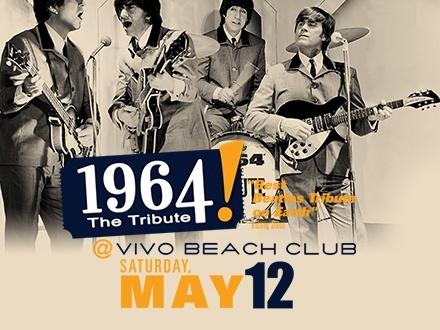 Best Beatles Tribute Show on Earth - VIVO Beach Club, Isla Verde