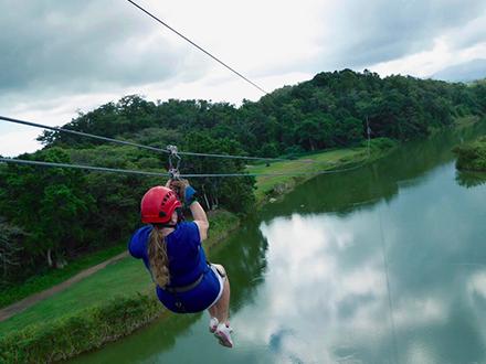 EcoQuest Adventures & Tours - Hacienda Campo Rico, Carolina