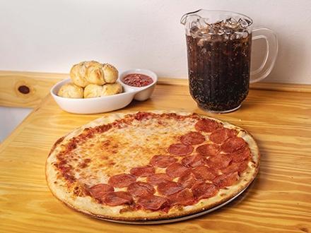 Anastasia Pizza & Criollo - San Juan