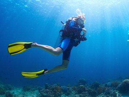 Artesano Diving - Playa El Escambrón, San Juan