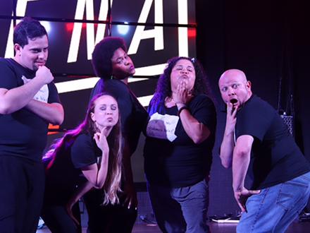 Liga Puertorriqueña de Improvisación Teatral - Arena Live