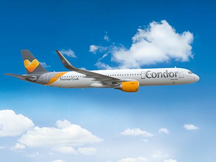 Condor Airlines - Puerto Rico, República Dominicana o Jamaica