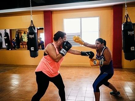 Black Dog Boxing - Calle Loíza, Santurce