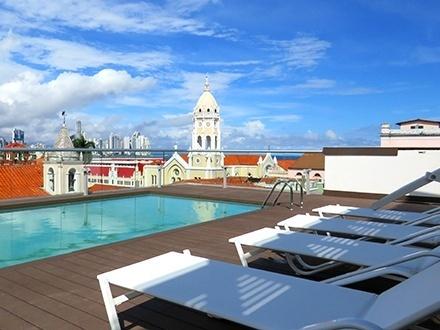 Central Hotel Panamá - Casco Antiguo