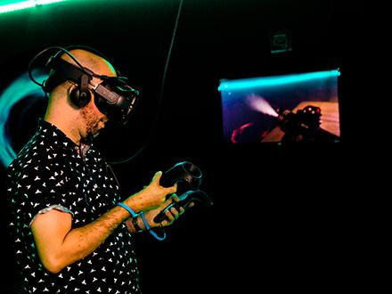 Zoom Virtual Reality Arcade - Ponce