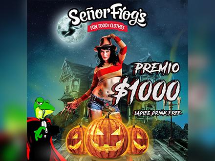 Señor Frog's Puerto Rico - Viejo San Juan
