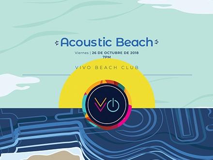 Oktoberfest OCEAN LAB Brewing Co Presenta Acoustic Beach Fest - VIVO Beach Club