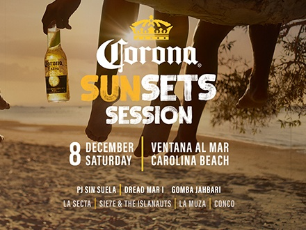 Corona Sunsets Session - Ventana al Mar, Carolina Beach