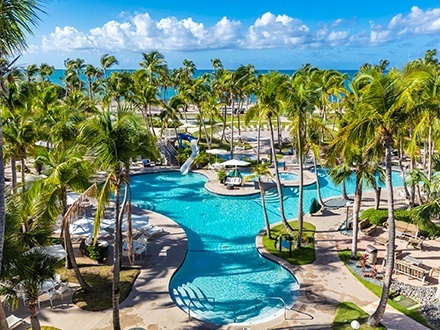 Ponce Hilton Golf & Casino Resort - Ponce