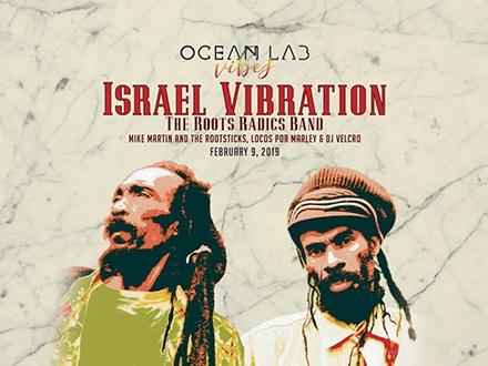 Israel Vibration - VIVO Beach Club, Isla Verde