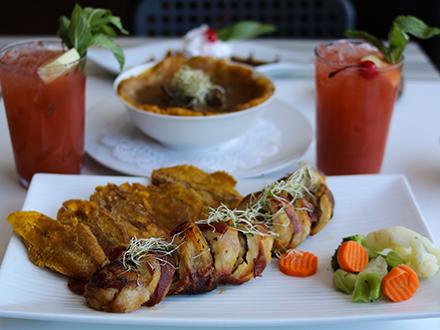 Restaurante El Origen By Chef Tito - Isabela