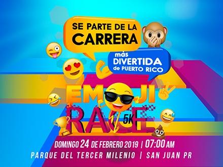 Emoji Fun Race - San Juan