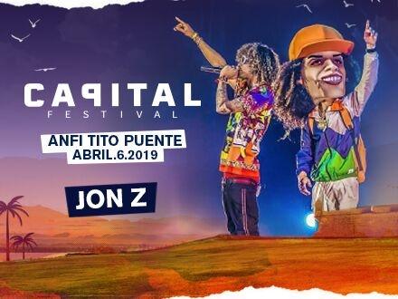 Capital Festival - Anfiteatro Tito Puente, San Juan