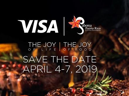 Saborea Puerto Rico 2019 - Hotel Intercontinental y Ventana al Mar, Carolina