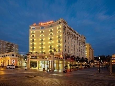 Sheraton Old San Juan Hotel - Viejo San Juan
