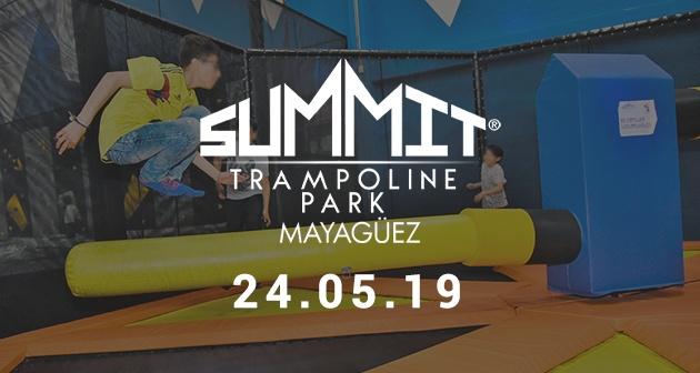 Summit Trampoline Park - Mayagüez