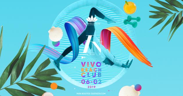 IN WELLNESS de IN PR Magazine - Vivo Beach Club