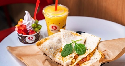 Red Mango Café - 2 Localidades donde redimir