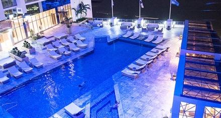Hilton Panamá - Av. Balboa, Panamá