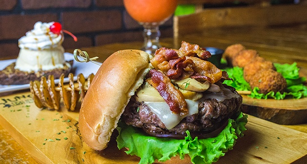 Jungle Burger and Grill - Caguas