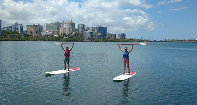 Aqua Fitness Water Sports - Condado