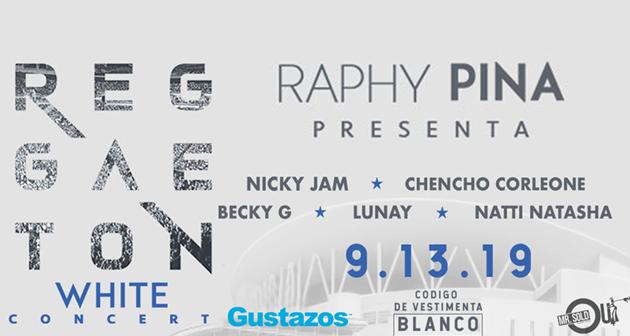 Reggaeton White Party - Coliseo de Puerto Rico José Miguel Agrelot