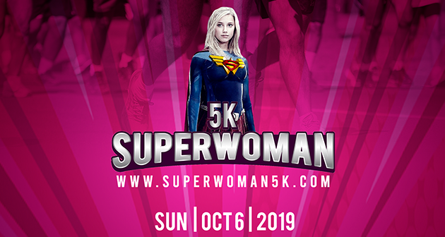 Super Woman 5K - Coliseo Mario Quijote Morales, Guaynabo