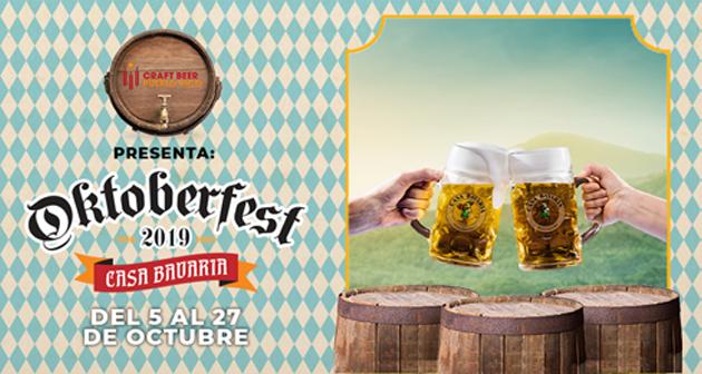 Oktoberfest 2019 - Casa Bavaria, Orocovis