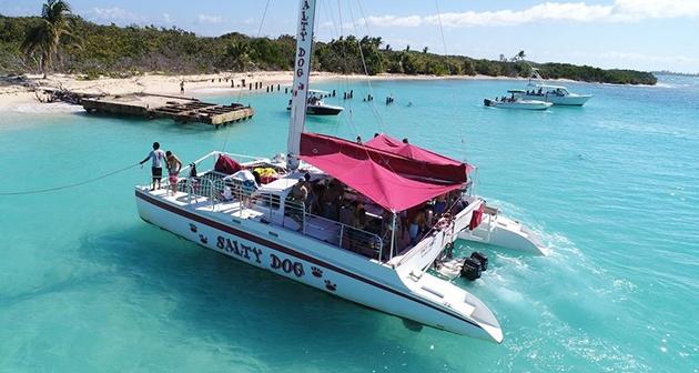 Salty Dog Catamaran - Fajardo