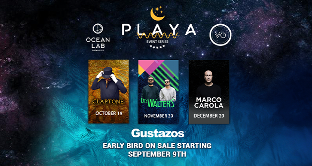 Playa Event Series - Vivo Beach Club