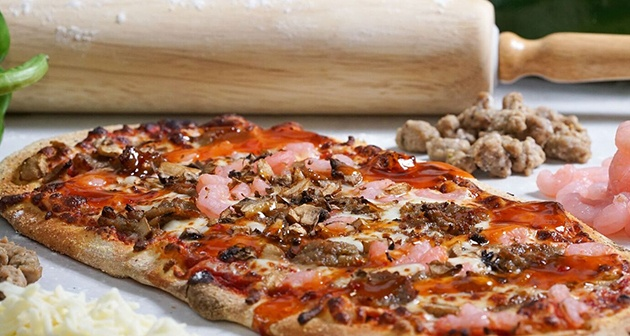 Pizza@ - The Outlet 66 Mall, Canóvanas