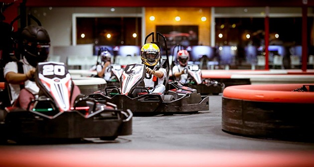 K1 Speed Puerto Rico - The Outlet 66 Mall, Canóvanas