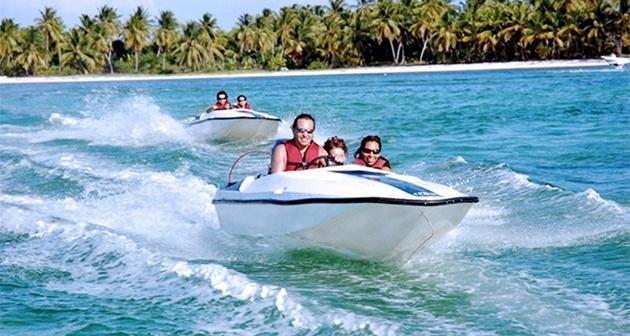 Star Travel Experience: Lanchas Rápidas - Punta Cana, República Dominicana