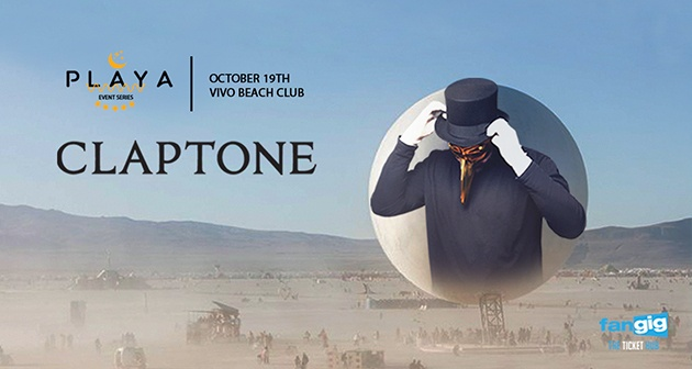 Claptone - Vivo Beach Club
