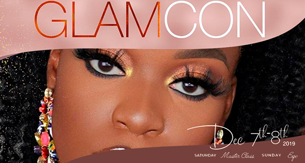 Glamcon Beauty Expo & Conference Masterclass - Kingston