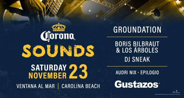 Corona Sounds - Ventana al Mar, Balneario de Carolina