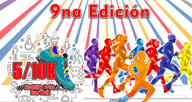 Disability Pride Run/Walk - Parque Luis Muñoz Rivera, Viejo San Juan