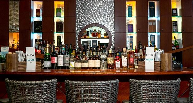 20% back - Lola's Puerto Rican Cuisine - Caribe Hilton, San Juan