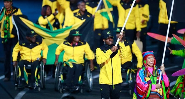 The Jamaica Paralympic Association Limited- Kingston