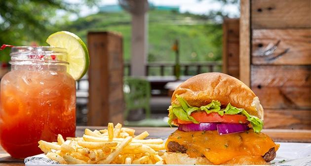 Pa'l Hamburger - Coamo