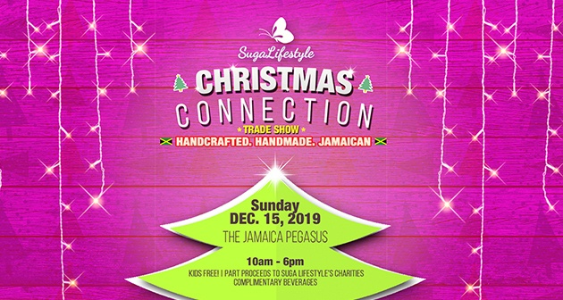 Suga Lifestyle's Christmas Connection - Jamaica Pegasus Hotel