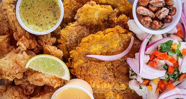 Lima Limón Cevichería - Patio de 24 Marketplace, San Juan