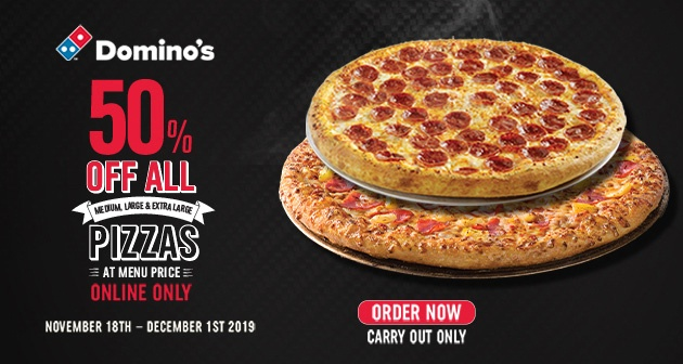 Domino's Pizza - Online