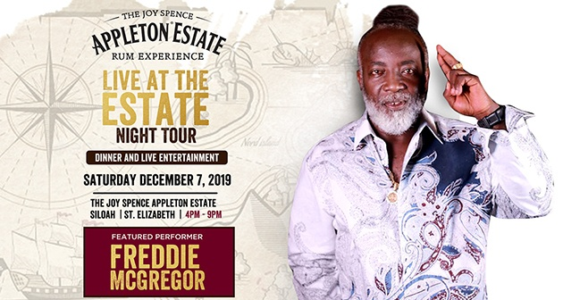 Live at the Estate - Night Tour
